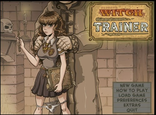 Akabur - Witch Trainer - Silver Mod - Version 1.3