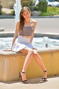 Eva - Her Miniskirt And Heels x6vu98wy1a.jpg