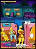 Tufos - croc - The Simpsons - Football and beer ch 1
