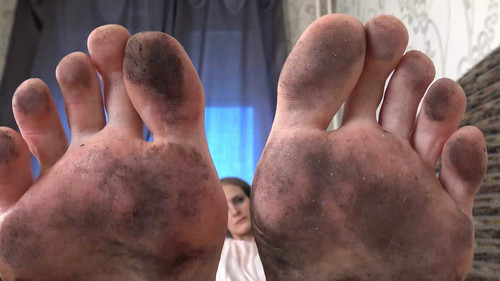 Daisy - dirty foot worship Full HD