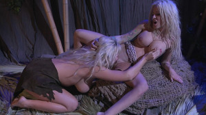 Adriana Sephora, Helly Mae Hellfire - This Ain't Avatar 2 sc3, HD